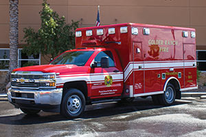 ambulance-remounted