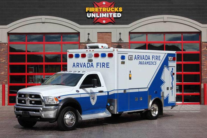Ambulance Remounts