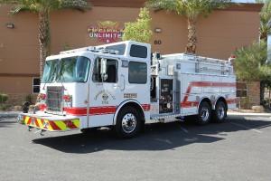 Golden Valley Fire District Pumper Tanker Refurbshment