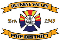 Buckeye Valley Fire District Logo