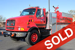 1998 Ford LT9000 Tactical Tender
