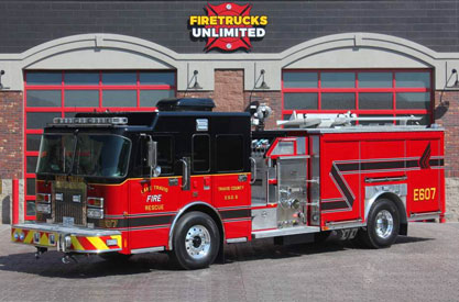Fire Truck Refurbishment