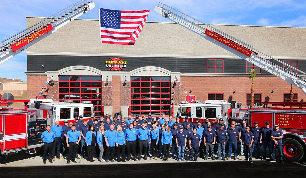 Firetrucks Unlimited Team