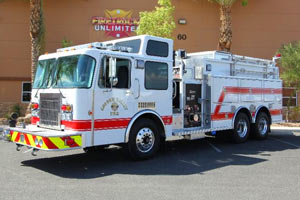 Golden Valley F.D. Spartan Pumper/Tanker Refurbishment