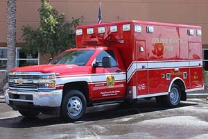 Golder Ranch Ambulance Remount