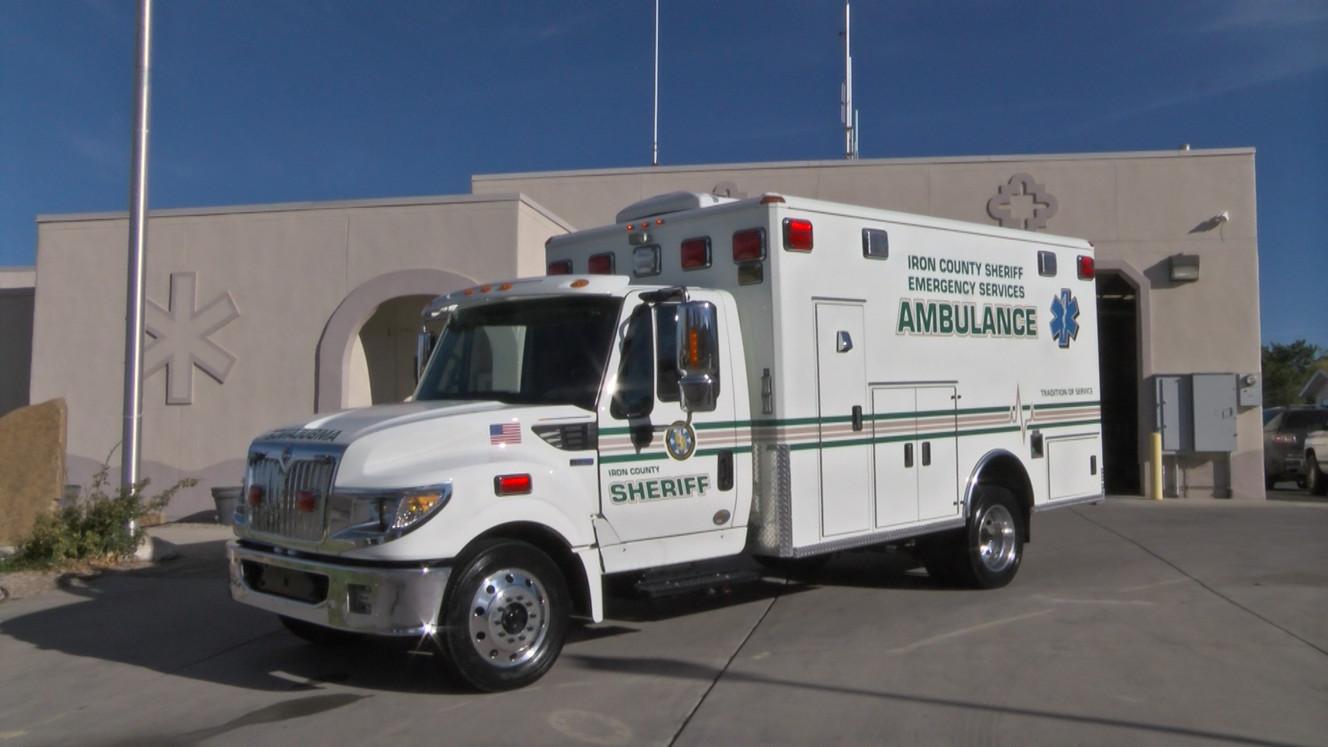 Iron County's Ambulance Remount Saves Tax Payers $100,000 – KSL 5 News