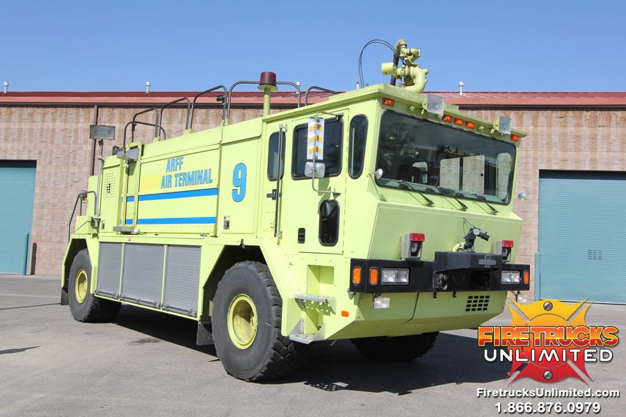 1993 Oshkosh T1500 Arff Firetrucks Unlimited