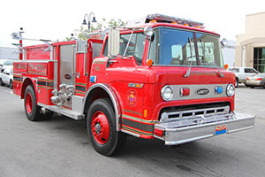 Rio Rico – 1981 Ford E-One Pumper