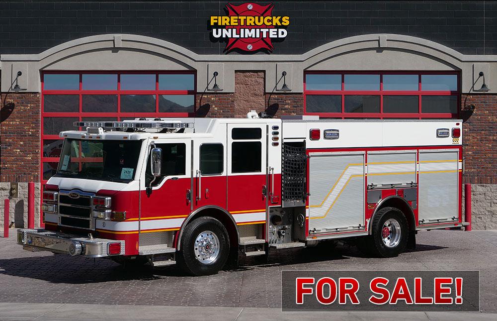 Sell Fire Truck