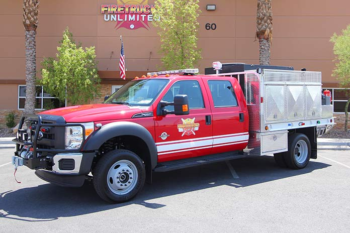 Firetrucks Unlimited Demo Type 6