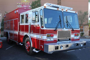 U.S. Navy Pumper to Rescue Conversion #2