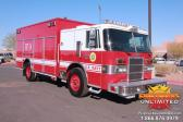 Photos of the U.S. Navy Pierce Dash Rescue Truck