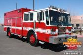 Photos of the U.S. KME Renegade HAZMAT / RESCUE Conversion Rescue Truck