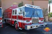 Photos of the U.S. Navy Pumper to Rescue Conversion Rescue Truck