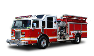 Used Fire Engines Pumpers
