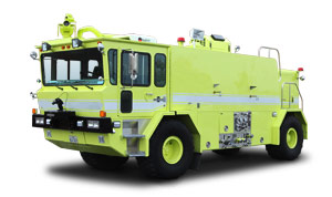 Used Oshkosh ARFF Trucks For Sale